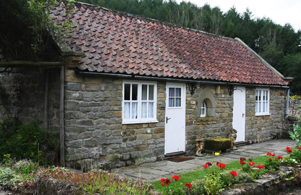 Rievaulx cottage
